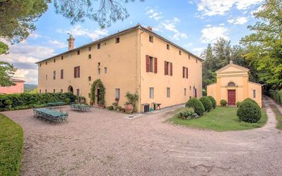 Photo for Villa Rosa - Monteroni d'Arbia near Siena