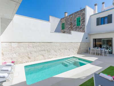 Photo for YourHouse Ca Na Foc - modern town house in the north of Majorca