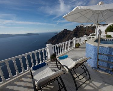 Photo for Private And Secluded Luxury Villa With Pristine Sea/Volcano View