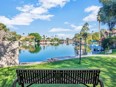 Photo for 3BR  RESORT-STYLE HOME WITH PRIVATE POOL  IN TEMPE LAKES COMMUNITY
