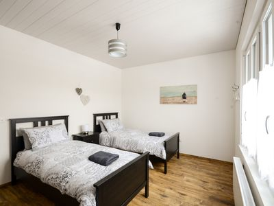 Photo for Stylish new apartment located 3 mins walk from Interlaken West station.