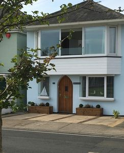 Photo for Enjoy the best views in Lymington from this stylish cottage overlooking the sea