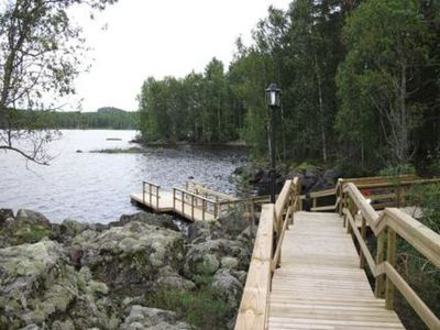 Photo for Vacation home Villa siimestö in Rautalampi - 6 persons, 2 bedrooms