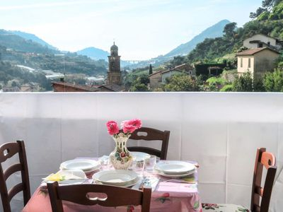 Photo for 4 bedroom Apartment, sleeps 7 in Soldano with WiFi