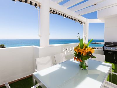 Photo for Banus Waterfront Penthouse