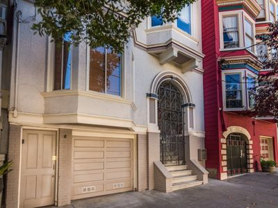 Photo for FABULOUS LOCATION & GREAT VALUE, SAN FRANCISCO, 2 BR +Den, Light-filled Classic SF Flat, 1 MO. MINIMUM RENTAL