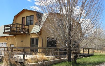 Photo for NEW LISTING! Cozy country home surrounded by wide open spaces & mountain views