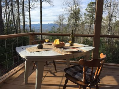 Photo for Private Mountain Getaway near Brevard