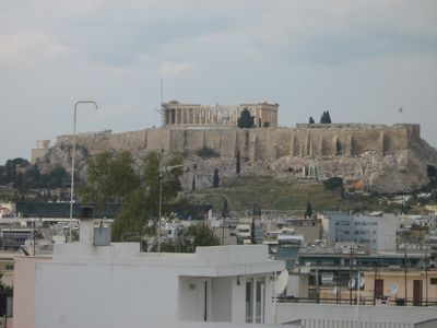 Photo for Acropolis view-Sunny,55m2 apartment n.(AMA)00000006899