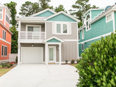 Photo for Tropical OBX Community! Brand New Construction!