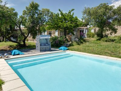 Photo for CHARMING HOLIDAY HOUSE to rent in GORDES in the heart of Provence