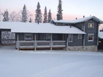 Photo for Vacation home Vuosselin trio a in Kuusamo - 12 persons, 4 bedrooms