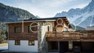Photo for Chalet du Lac -  a chalet that sleeps 14 guests  in 6 bedrooms close to ski area