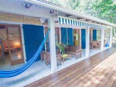 Photo for 2BR Villa Vacation Rental in Deshaies, Basse-Terre