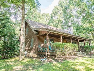 Photo for Massanutten Log Cabin 'WE LOVE THIS HOUSE AND I'M CONFIDENT YOU WILL TOO'