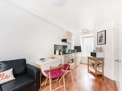 Photo for Studio Loft Regent Street apartment in Westminster with WiFi.