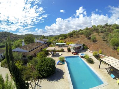 Photo for Ideal for large groups. Big swimming pool & BBQ area, private rooms & much more