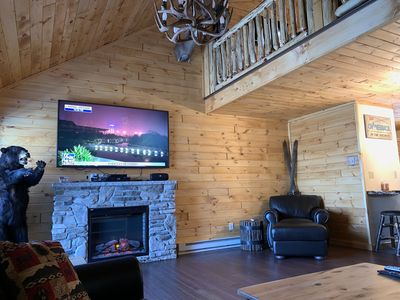 """""""Brand New"""" Camelback  Cabin Also  entertaining 30+ Day rentals Please inquire"""