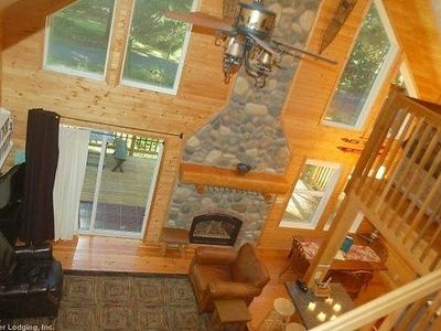 Photo for Vacation home 78SL Country Cabin with a Hot Tub in Mount Baker/Glacier - 8 persons, 3 bedrooms