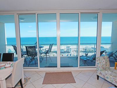 Photo for ******Great Views, Short Walk To Uncrowded Beach, Beach/Pool Now Open********