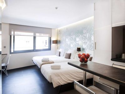 Photo for Barcelona Apartment in Poble Sec