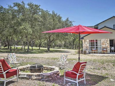 Photo for 1BR Apartment Vacation Rental in New Braunfels, Texas