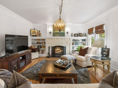 Photo for Charming Downtown Lake Geneva Bungalow,  Steps to Shops, Restaurants, and Beach