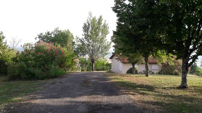 Photo for Rural gite in the quiet Tarn and Garonne with magnificent views of the Tarn valley