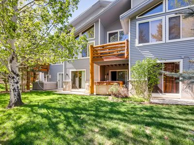 Photo for Boulder Creek #1101: 3 BR / 3.25 BA townhome in Park City, Sleeps 9