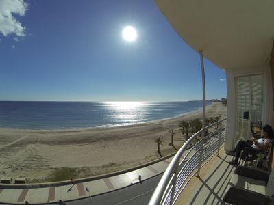 Photo for Atico Playa Muchavista-El Campello-Alicante