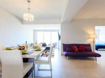 Photo for 3 BDR Condo with the most spectacular view in Cancun