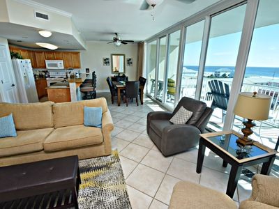 Photo for Spend Fall Break in style! One of Gulf Shores finest is waiting for you! Panoramic views!!!