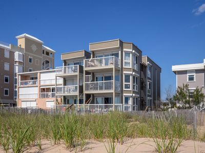 Photo for Stay Oceanfront in North Ocean City! Updated Condo - Beautiful Sunrises!
