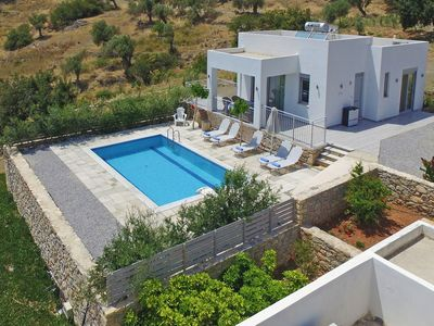 Photo for Private pool,Great Views,Free Breakfast Thalassa