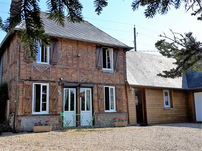 Photo for DETACHED HOUSE 20 minutes from DEAUVILLE