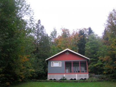 Photo for Charming chalet in the Laurentides
