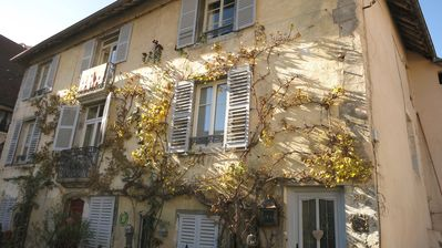Photo for Old winegrower's house on the river Loue, Vuillafans / Ornans 6 km