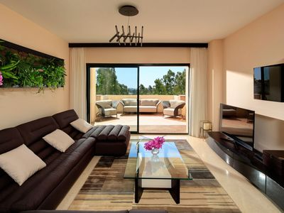 Photo for New Design Apartment With Sea View And Vertical Garden