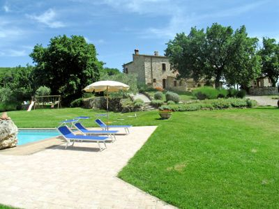 Photo for Apartment San Lorenzo  in Gambassi Terme, Tuscany Chianti - 4 persons, 2 bedrooms