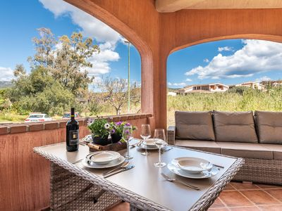 Photo for Villa Isabel with Wi-Fi, Air Conditioning, Terrace and Garden; Parking available