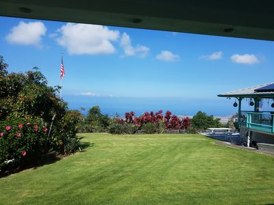 Photo for SLICE OF PARADISE IN KONA  Discount for Weekly and Monthly Bookings!
