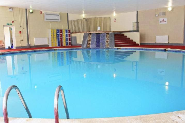 Calstock House Rental   Indoor Heated Pool For Guests At Seagull Lodge To  Use