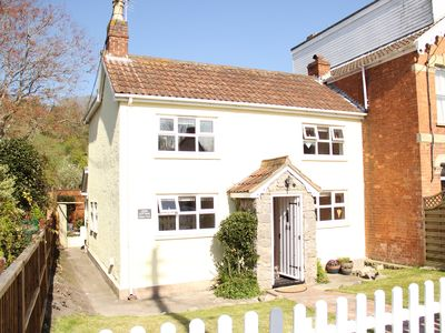Photo for Peggy's Place - Beautifully Refurbished 2 Bedroomed Cottage In Somerset