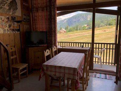 Photo for Spacious Apartment at the foot of the slopes