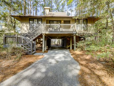 Photo for AMAZING River Views at Inlet Cove! Community Dock and Pool