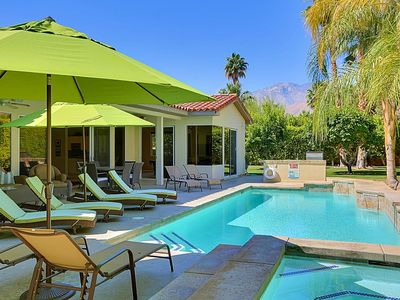 Photo for Located near the Indian Canyons of South Palm Springs, you can enjoy the peace and quiet.