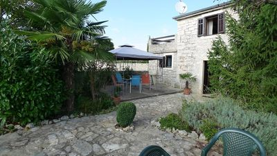 Photo for Steinhaus Sorka close to the sea with a large garden for 5 people
