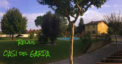 Photo for 2BR Apartment Vacation Rental in Monzambano, Lombardia