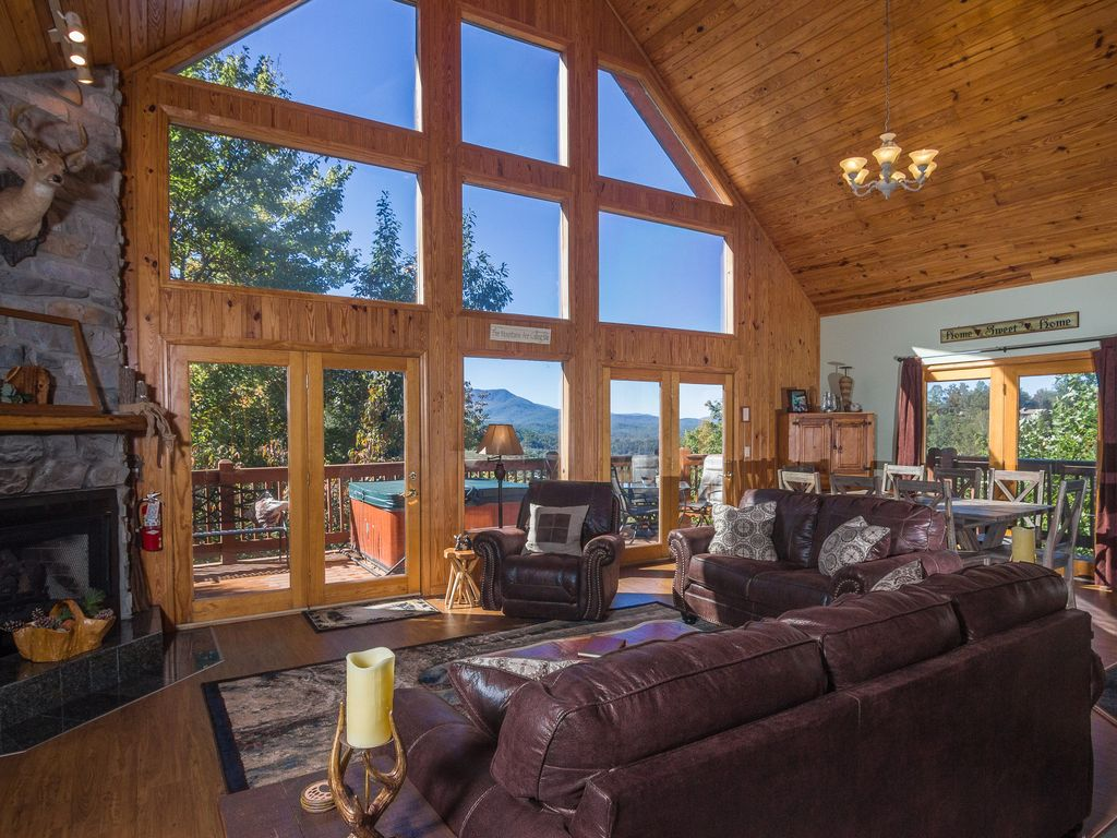 Oct 1 4 2 Nt Min Luxury Log Cabin 3 Kg Vrbo