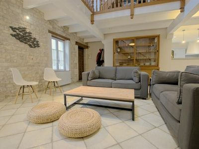 Photo for VILLAGE HOUSE FOR 6 PEOPLE IN STE MARIE DE RE